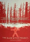 The Blair Witch Project - Poster Flag